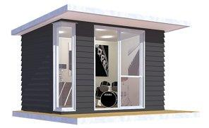 Mydiy nzs best bach cabin sleepout and shed kitsets v300 solutioingenieria Image collections